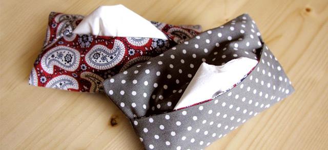 Monedero para pañuelos