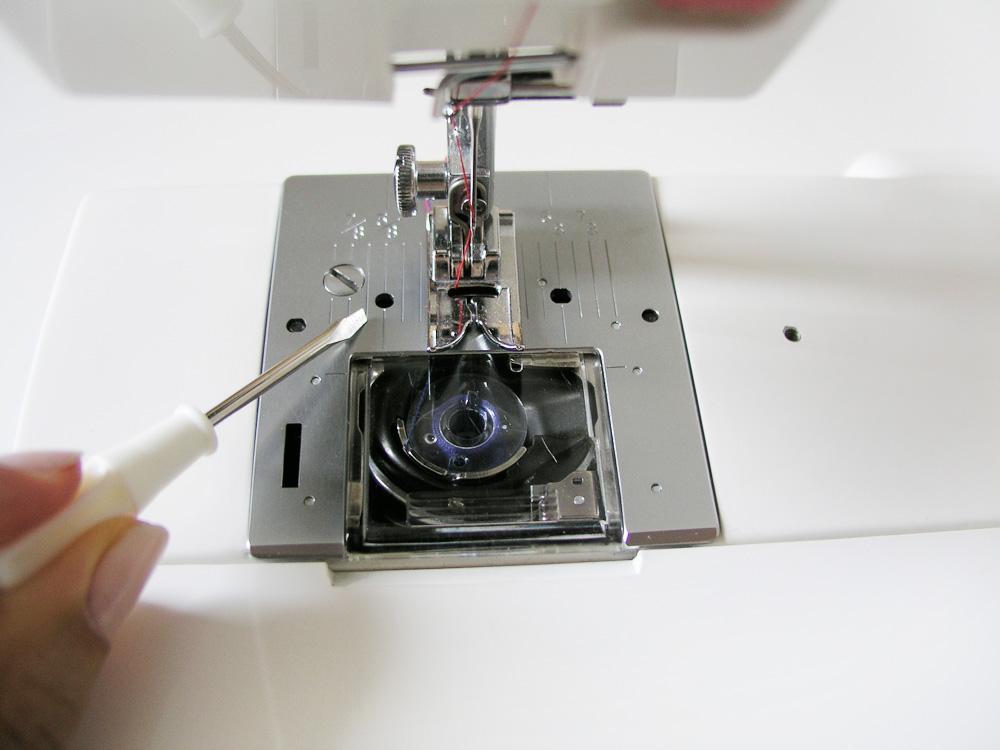 Guías de la máquina de coser