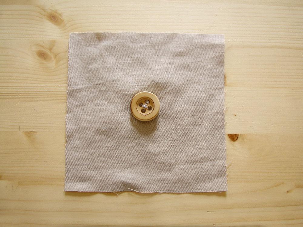 Cómo coser un botón
