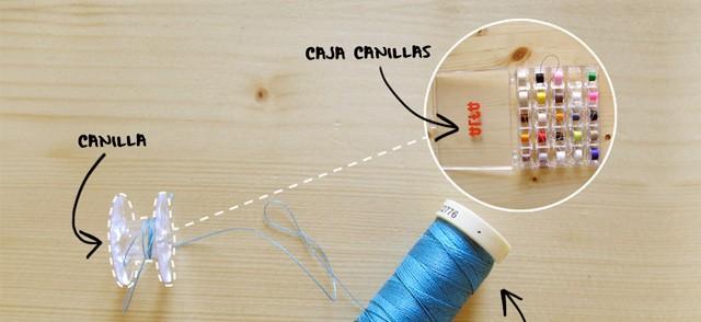 Cómo enhebrar la máquina de coser