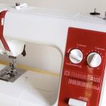 Partes de la máquina de coser
