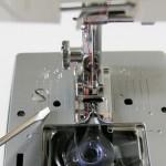 Guías de costura de la máquina de coser