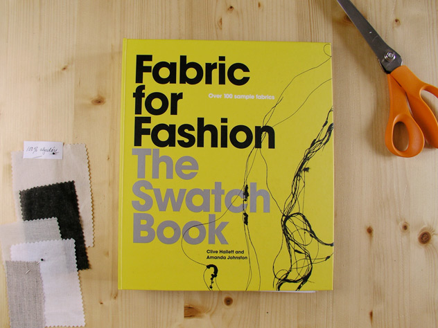 Fabric for Fashion Book