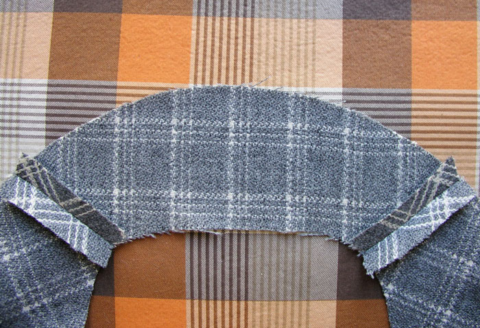 Abrir márgenes de costura en vistas