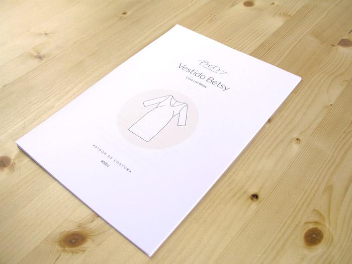 Patrón Cose con Betsy en PDF impreso