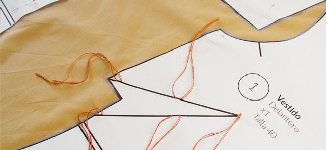 Marcar y cortar un patrón