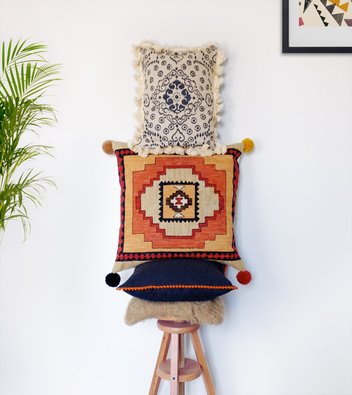 Cojines Morocco Style   Betsy Costura