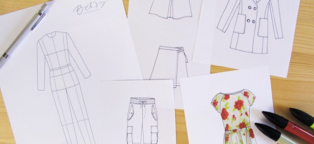 Dibuja tu moda