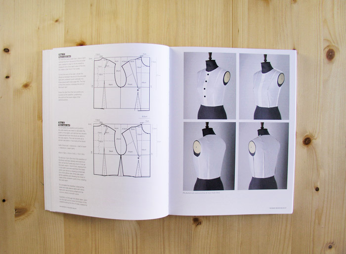 Libro Pattern Cutting Chunman Lo