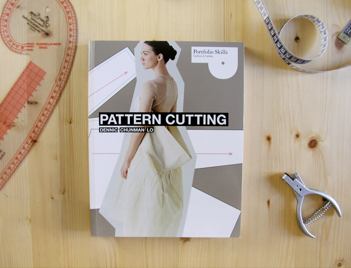 Libro Pattern Cutting Chunman Lo