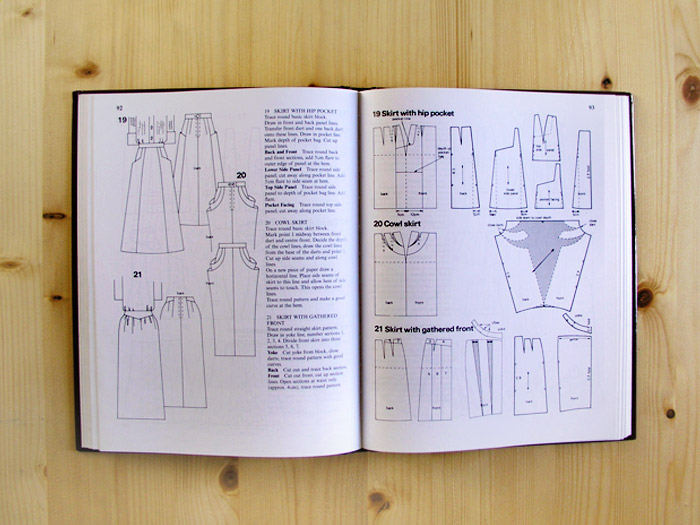 Libro Metric Pattern Cutting Winifred Aldrich