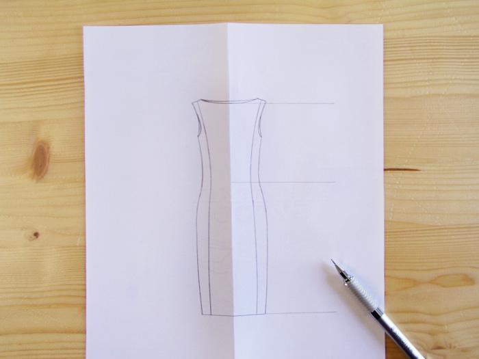 Dibujar escote y sisas|Dibuja tu moda con Betsy