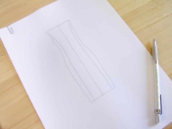 Calcar la espada|Dibuja tu moda con Betsy