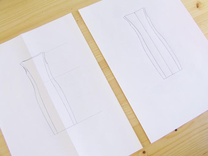 Espalda y delantero |Dibuja tu moda con Betsy