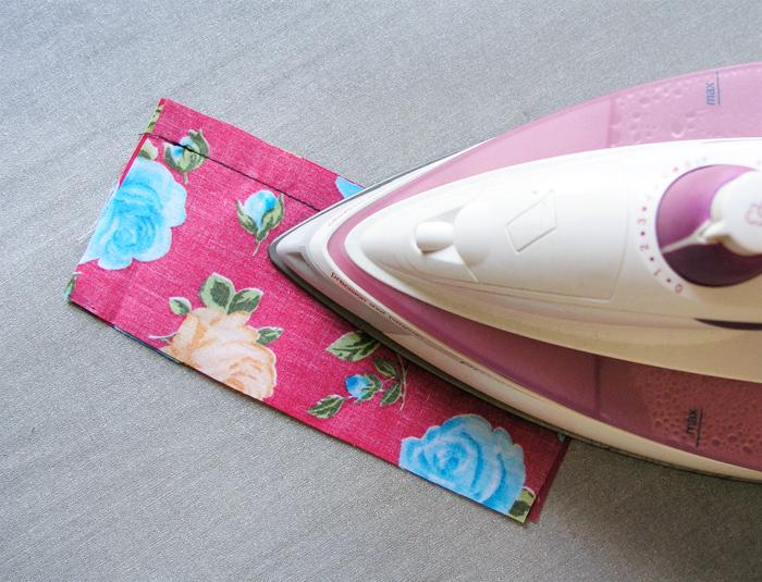 Costura planchada después de coser| Betsy Costura