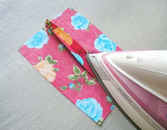 Abrir márgenes de costura con la plancha| Betsy Costura