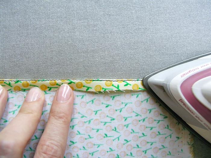 Pespunte marcador de dobladillo | Betsy Costura