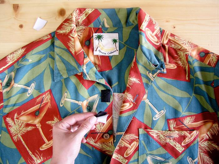 Velcro adhesivo | Betsy Costura