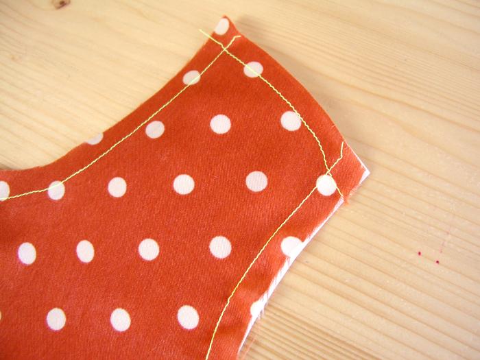 Patrón-plantilla encaja con pieza cortada |Betsy Costura