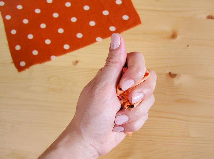 Test para ver la facilidad de arrugado | Betsy Costura