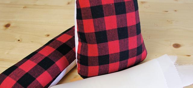 Planchado para facilitar la costura