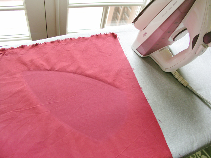 Test encogimiento de tejido | Betsy Costura