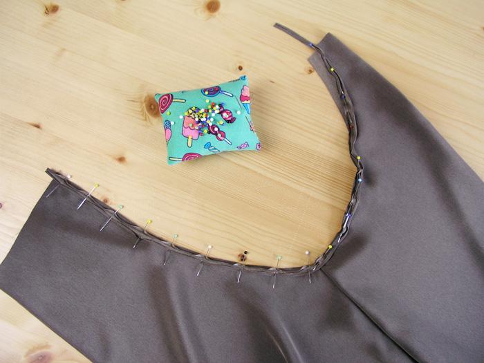Día 4 del Cose con Betsy el mono Stefanie | Betsy Costura