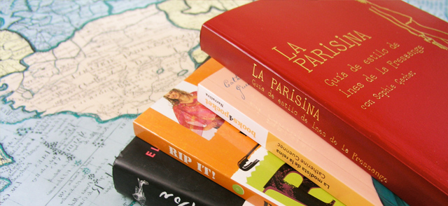 Lectura de costura para viajes