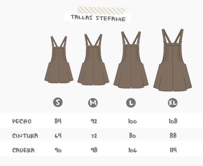 Mono Stefanie: Día 2Piezas y corte | Betsy Costura