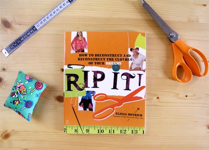 Rip It! de Elissa Meyrich