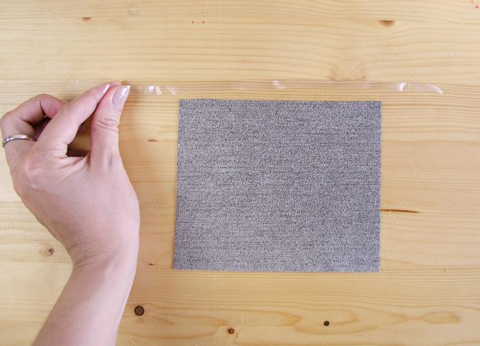 Resultado de imagen para coser elastico transparente a maquina