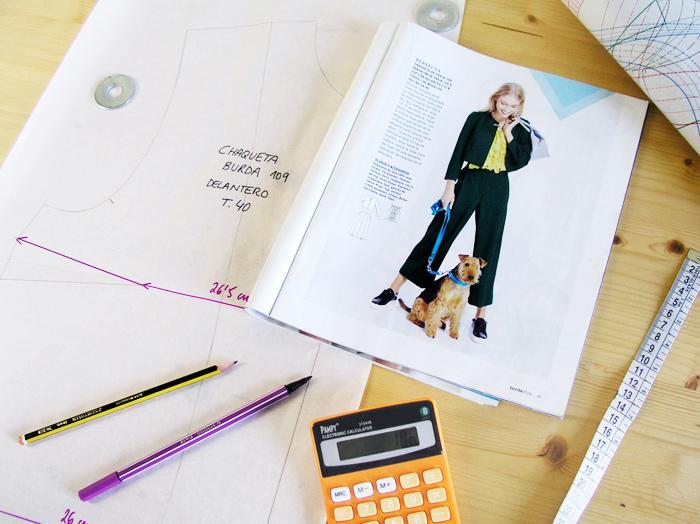 Holguras y patrones | Betsy Costura