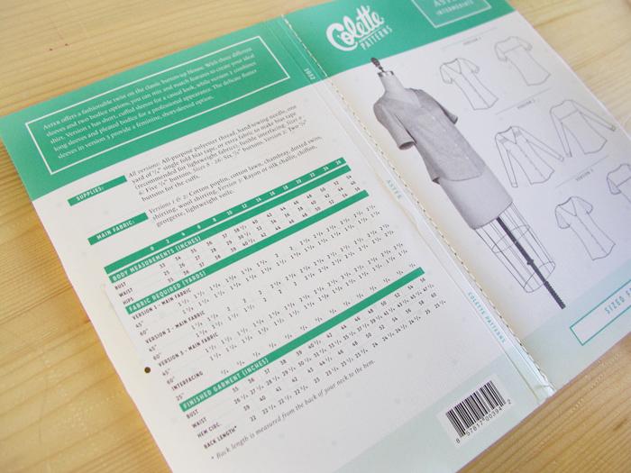 Empezar a coser | Betsy Costura