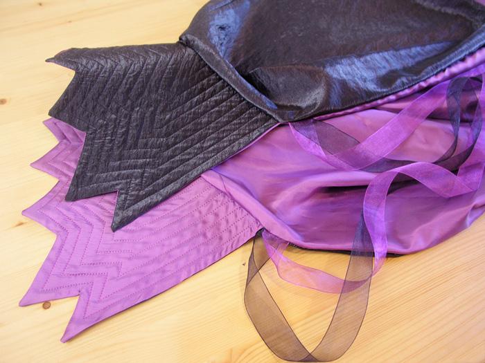 Coser la capa de Halloween | Betsy Costura
