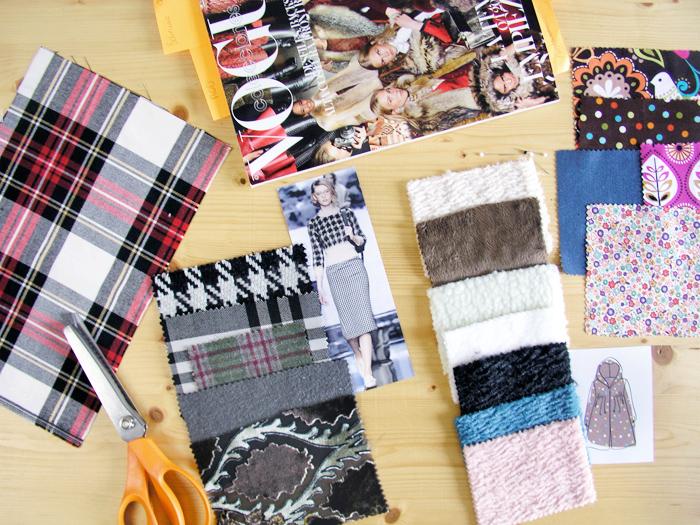 Servicio de muestras de tejidos  | Betsy Costura