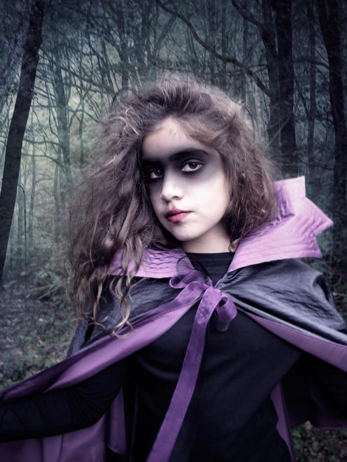 Capa Halloween | Betsy Costura