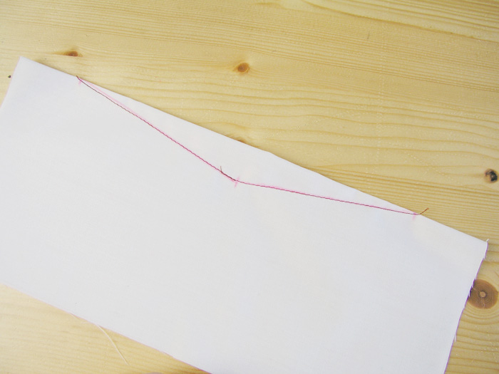 PInza de doble punta cosida | Betsy Costura