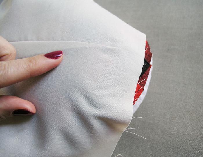 Perfección sin bultos en el final de la pinza | Betsy Costura