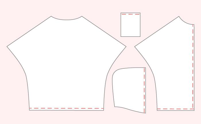 Estabilizar cantos tejido de la Capa Navajo | Betsy Costura