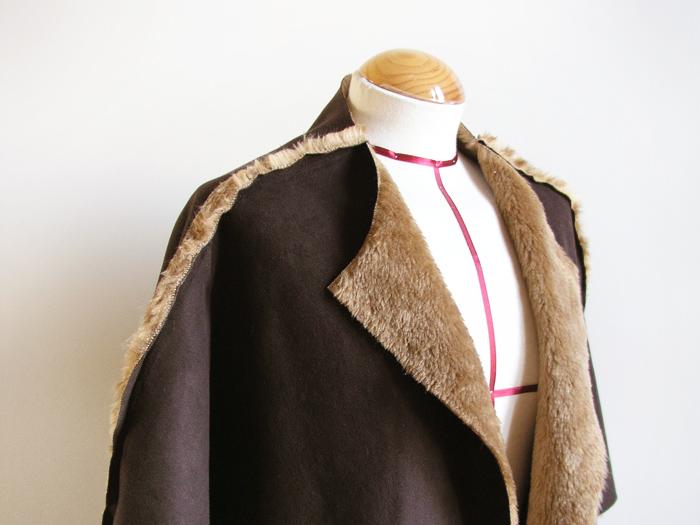 Confección de la Capa Navajo | Betsy Costura