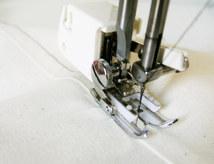 Coser la costura plana en su versión rápida   Betsy Costura