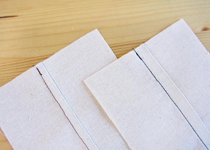 Costura plana o tejana | Betsy Costura