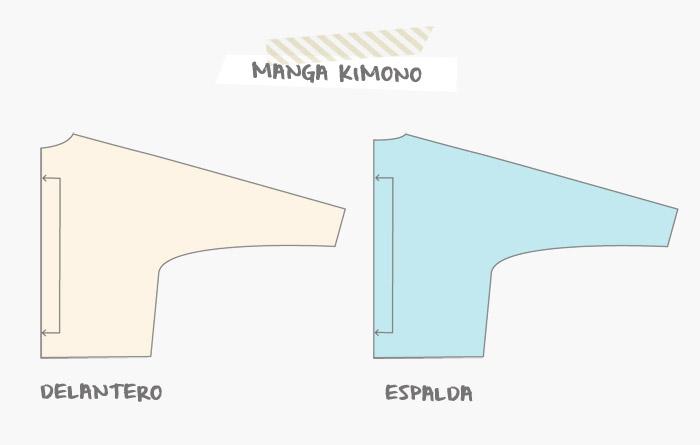 Manga kimono | Betsy Costura