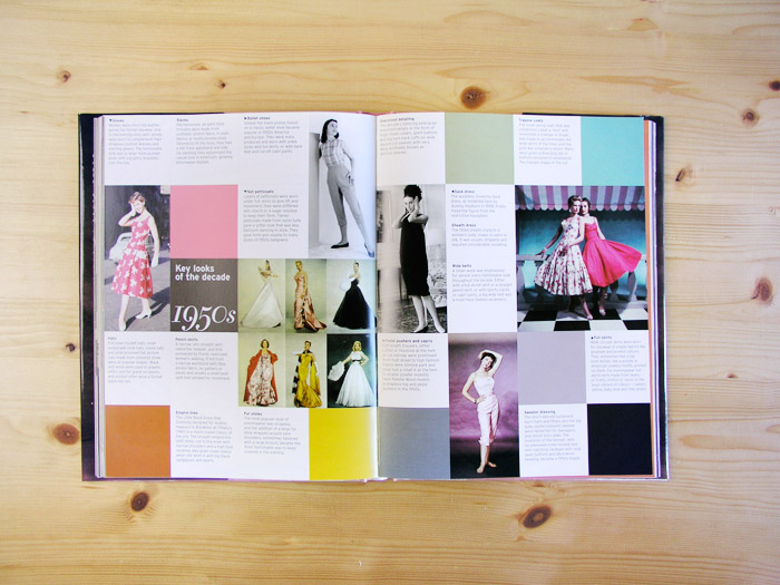 Vintage fashion Book | Betsy Costura