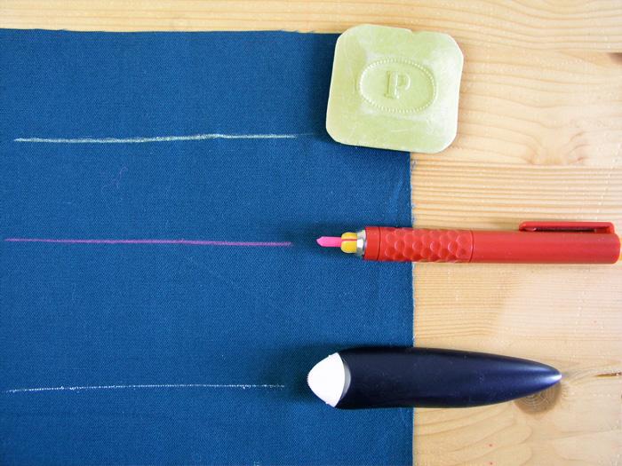 Trazos según la herramienta utilizada | Betsy Costura
