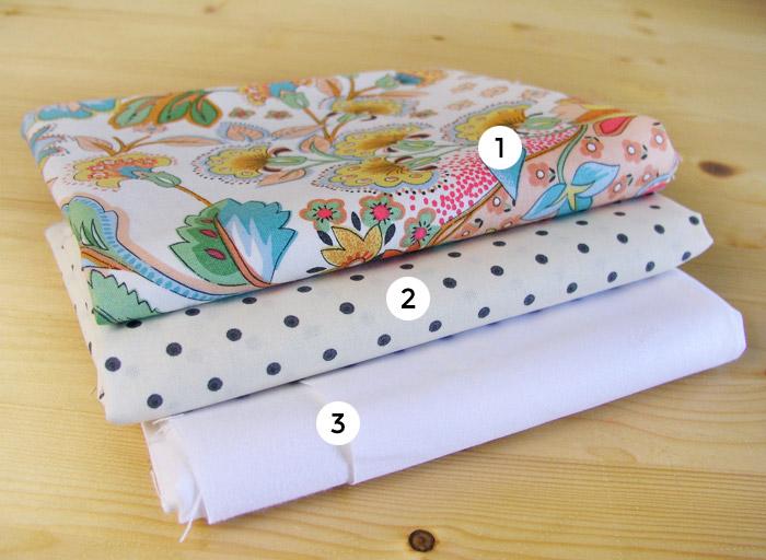 Materiales para cesta de tejido | Betsy Costura