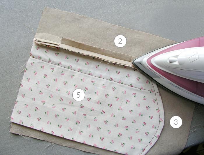 Abrir los márgenes de costura por el revés | Betsy Costura