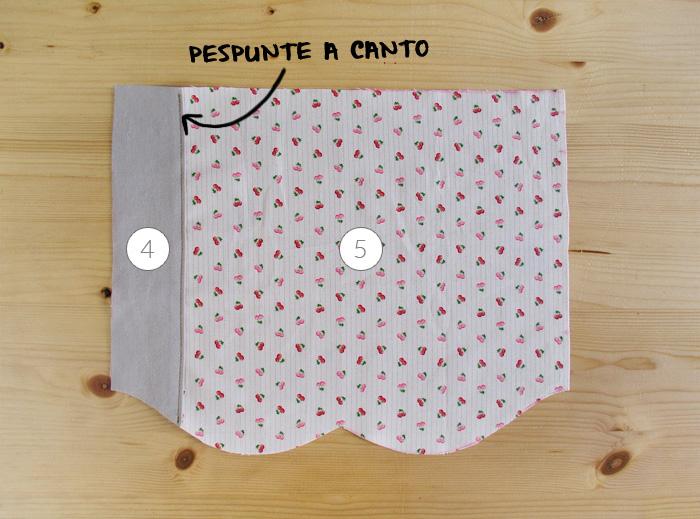 Hacer pespunte en la vista del forro | Betsy Costura