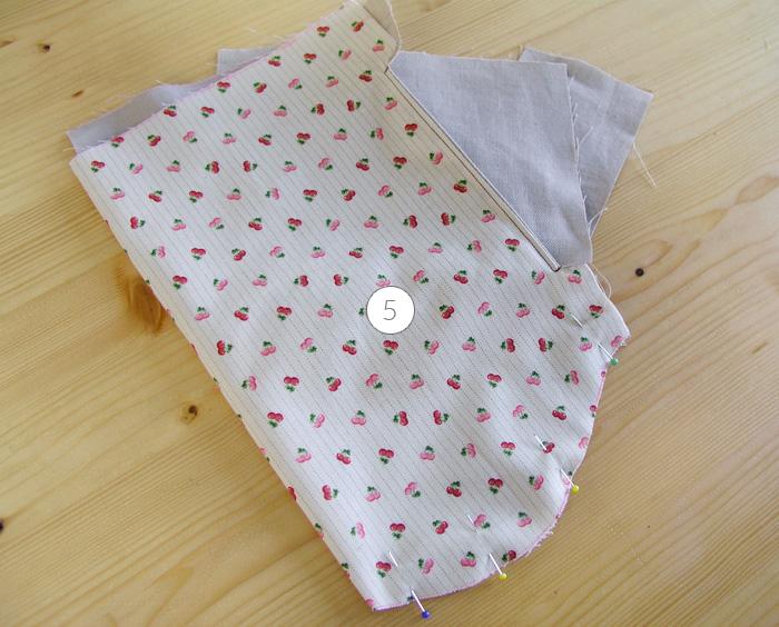 Hacer costura francesa en el fondo de bolsillo | Betsy Costura
