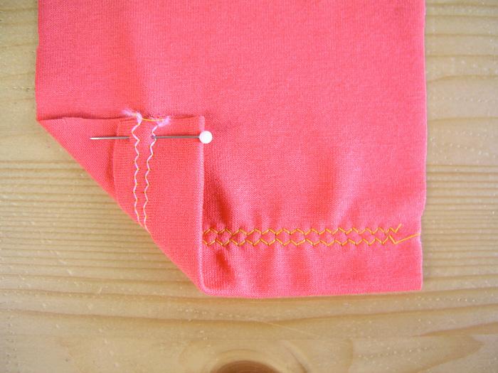 Dobladillo con doble puntada zigzag | Betsy Costura